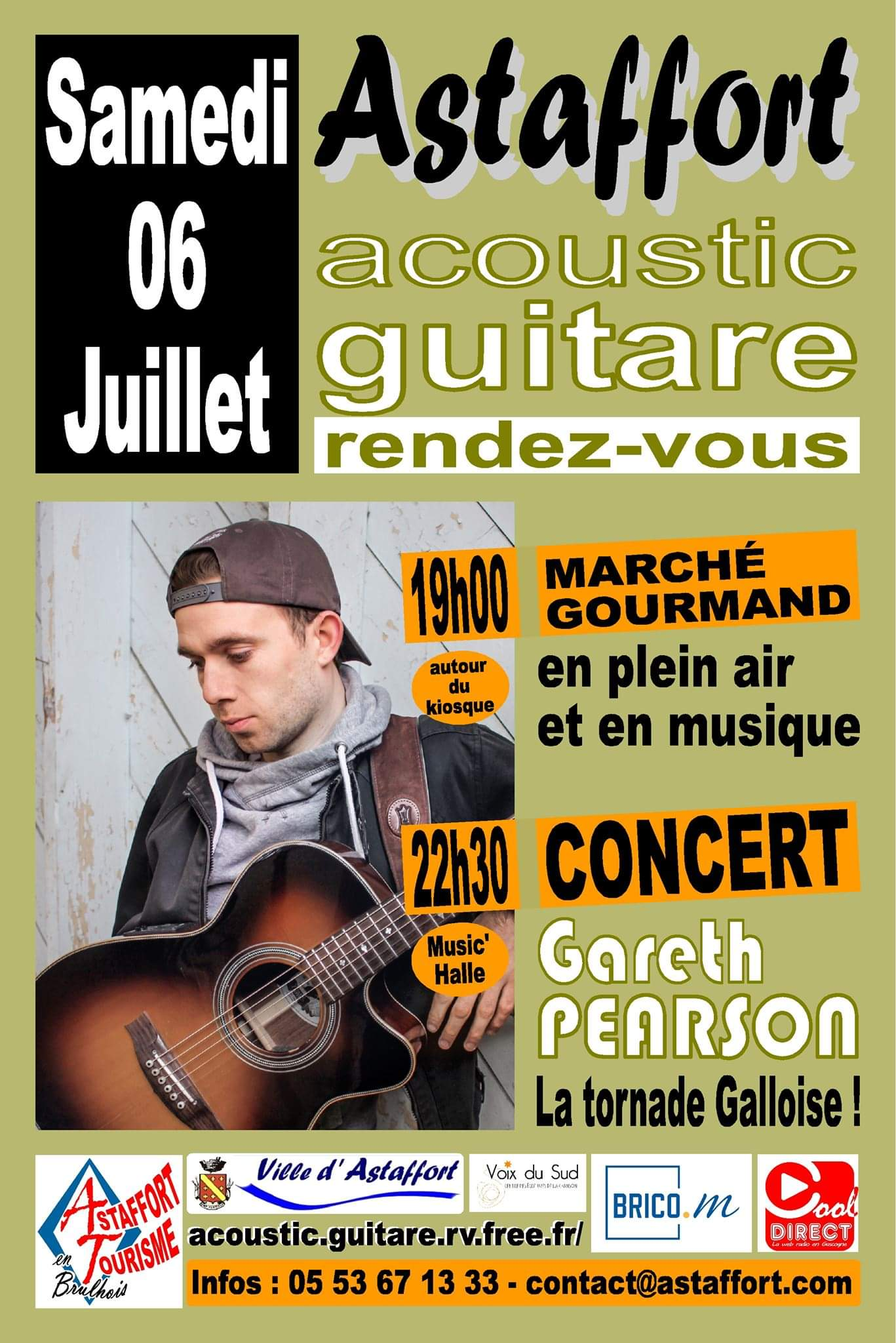 Gareth concert 2019